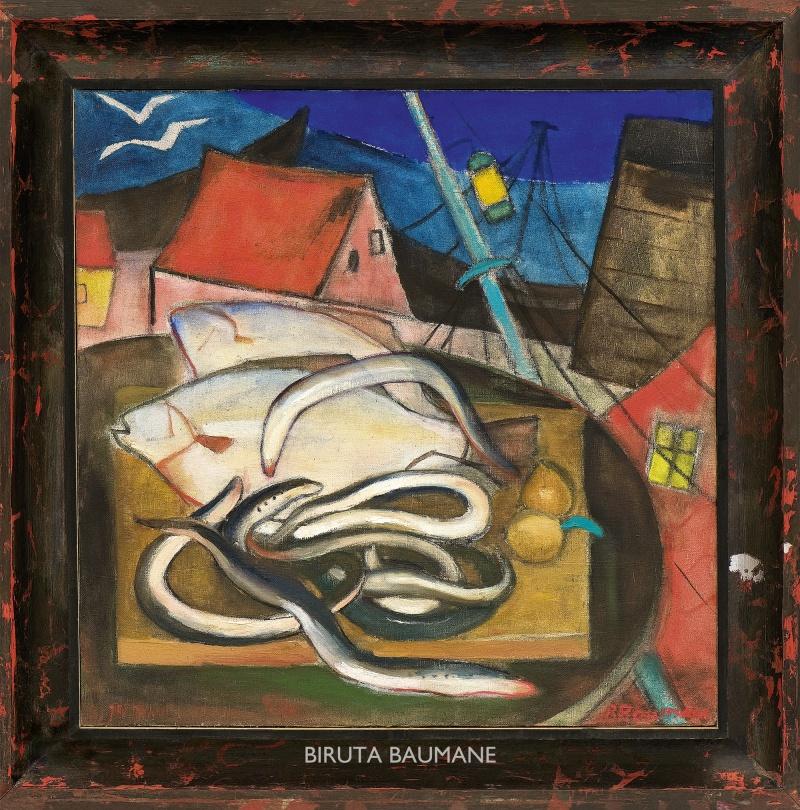 Biruta Baumane
