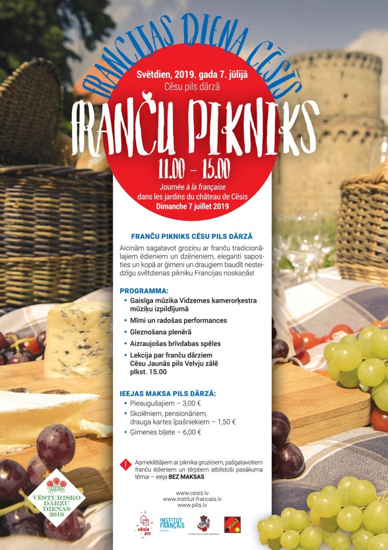 Franču pikniks