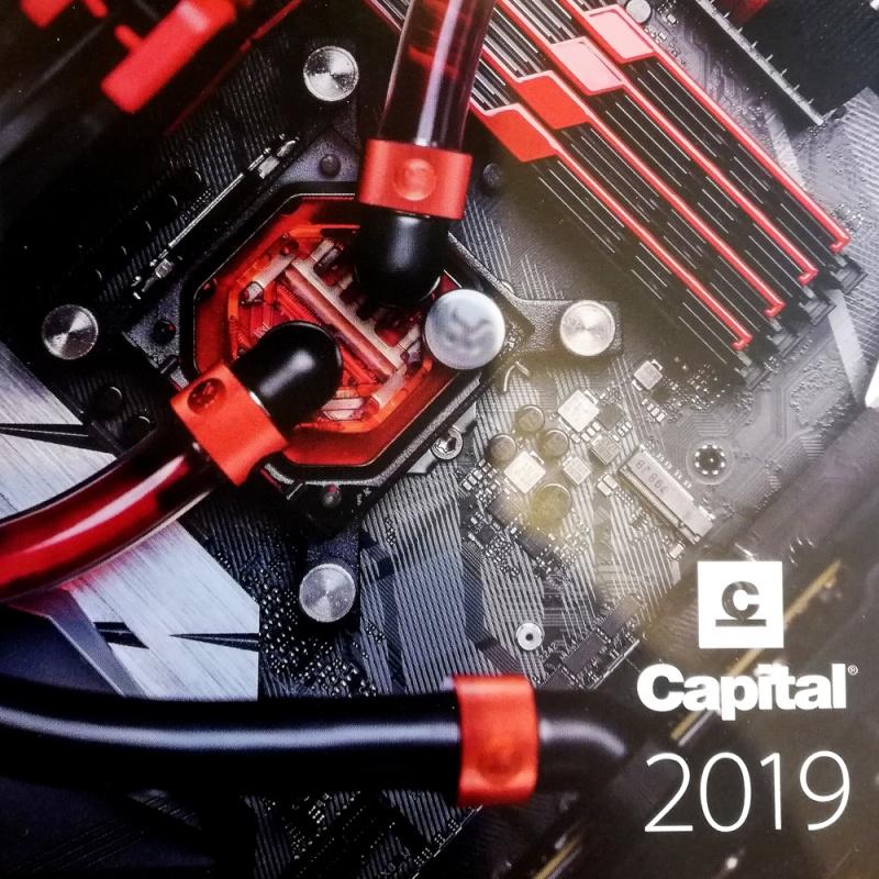 Capital kalendārs 2019